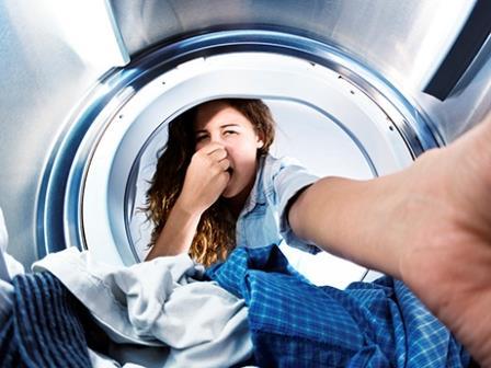 Wäsche Stinkt Nach Schweiß